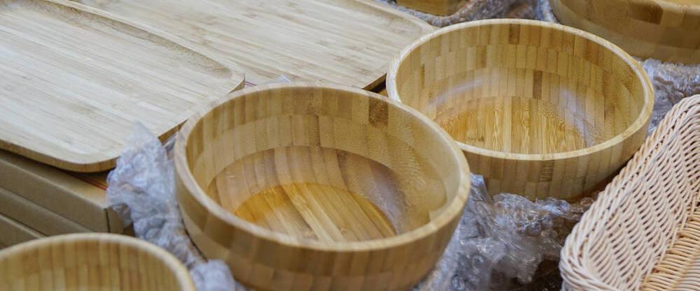 محصولات بامبو