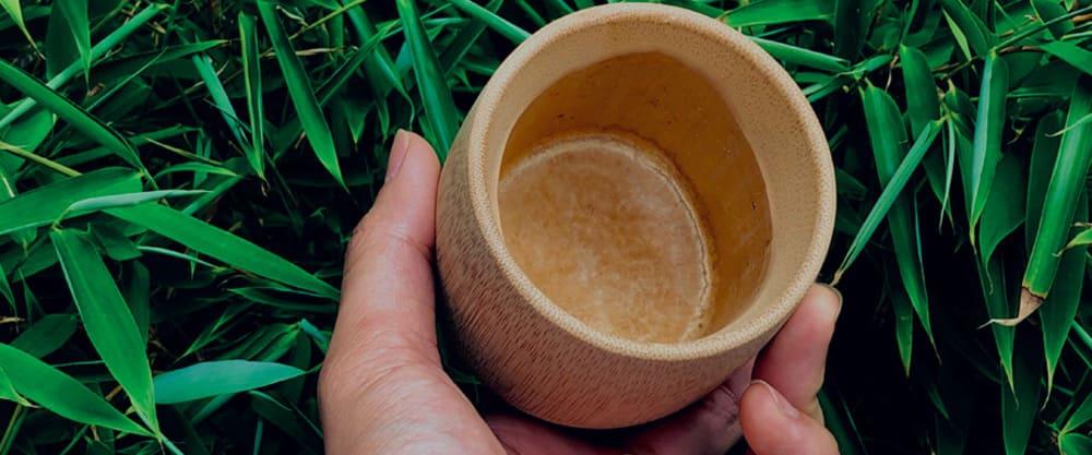 روش صحیح شستشوی ظروف بامبو