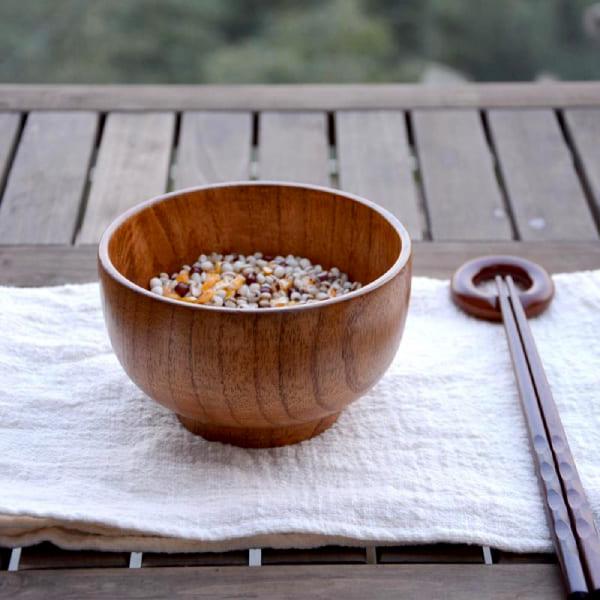 پیاله چوبی ژاپنی