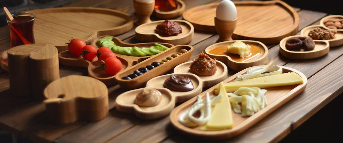 ظروف بامبو اصل
